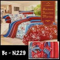 PROMO Bed Cover SET + SPREI UKURAN KING SIZE Paling Murah! BEST SELLER
