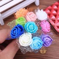 Foan Rose isi 12 pcs - Bunga mawar buatan