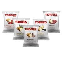 150GR Keripik Kentang Torres Chips made in Spain