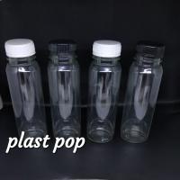 (GOJEK) botol plastik PET kale 250 ml murah / jus 250ml / MURAH