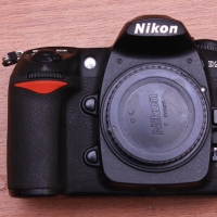Nikon D200 Sc 7rb Body Only Semipro Mint Condition Murmer