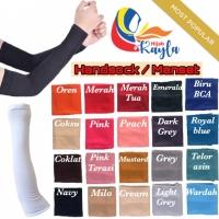 Handsock Manset Tangan syar'i Simple Polos Premium