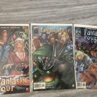 Komik Fantastic Four Jim Lee