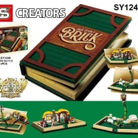 SY 1248 Ideas Pop Up Book