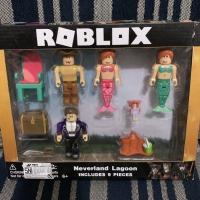 Pajangan Figure Roblox Neverland Lagoon