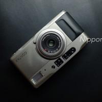 Kamera Analog Contax TVS Silver