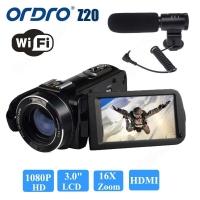 ORDRO Digital Camera Video HDV-Z20 1080P 3.0 LCD