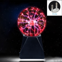 Bola sihir Plasma 6 inchi, magic plasma ball 6inchi, Bola sihir 6 inch