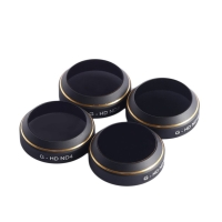 FILTER PGYTECH 4 lens FOR DJI MAVIC PRO ORIGINAL, lensa Filter MAVIC