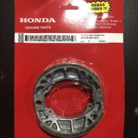 Kampas Rem Belakang Tromol Brake Shoe Honda Grand Supra 001
