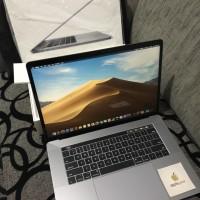 Macbook Pro 15 inch 2017 2018 Touchbar MPTR2 ID Garansi Indonesia iBox