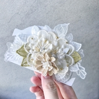Ivory Lace Florie