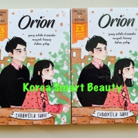 Novel ORION - Ciinderella Sarif