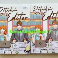 Novel Ditaksir Mas Editor - Sekar Aruna