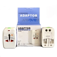 Universal Travel Adaptor | Steker Colokan Serbaguna Internasional