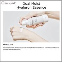 OLIVARRIER Dual Moist Hyaluron Essence 100ml
