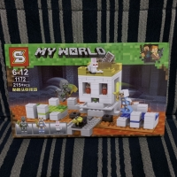 SY 1172 My World Minecraft The Skull Arena