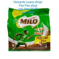 Milo sachet Malaysia