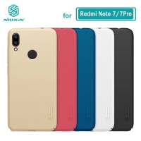 XIAOMI REDMI NOTE 7 / 7 PRO NILLKIN HARDCASE FROSTED SHIELD CASE