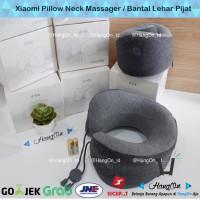 Xiaomi Pillow Neck Massager / Bantal Leher Pijat Travel Pillow