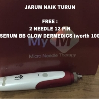 Electric Dermapen - Micro Derma pen - MYM- Dermaroller - New Derm