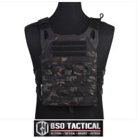 Rompi Airsoft JPC ACM Tactical Molle Body Vest Multicam Black Import