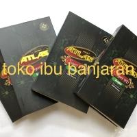Sarung Atlas Super 970 Songket (FOTO SENDIRI LENGKAP)