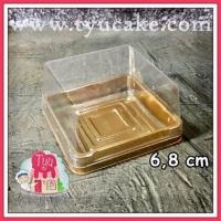 GOLD-6,8cm T:4cm+Tutup-CASE MOONCAKE(8)TARO 20'S