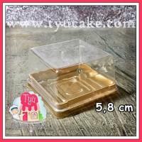 GOLD-5,8cm T:4cm+Tutup-CASE MOONCAKE(7)TARO 20'S