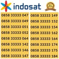 Nomor Cantik Indosat Ooredo Kartu Perdana IM3 Murah