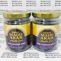 Madu Asli Habbatus sauda - Habbats BlackSeed Honey Mesir Madu Arab