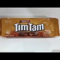 Ori aussie snack tim tam chewy caramel/ dark choco