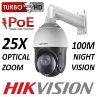 PTZ IP Camera DS-2DE4225IW-DE 1080p 25x Network IR