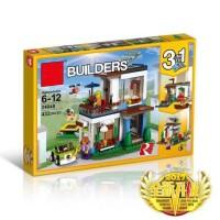 Lepin 24048 Creator Modern Home 3 in 1 Builders
