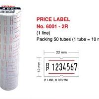 Price Label / Label Harga KENKO 6001-2R