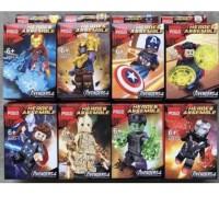 Pogo PG 6003 Minifigures Avengers End Games Seri 1