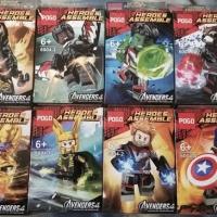 Pogo PG 6004 Minifigures Avengers End Games Seri 2