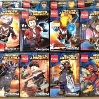 Pogo PG 6005 Minifigures Avengers End Games Seri 3