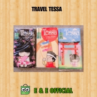 TISSUE TRAVELPACK TESSA 50 SHEET 2 PLY