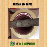 LAKBAN SIX TAPES / LAKBAN TEBAL BERKUALITAS