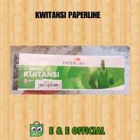 KWITANSI PAPERLINE / KUITANSI 40 SHEET