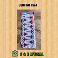 GUNTING KECIL HW 4 / GUNTING EMIGO