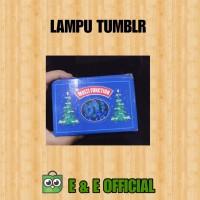 LAMPU TUMBLR / LAMPU PINK / LAMPU HIAS
