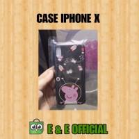 CASE / SOFTCASE IPHONE X / IPHONE TEN