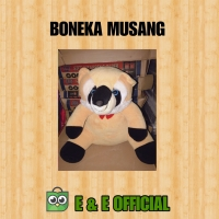 BONEKA MUSANG / BONEKA ANAK