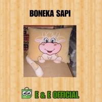 BONEKA SAPI / BANTAL BONEKA SAPI
