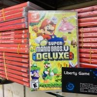 Nintendo Switch New Super Mario Bros U Deluxe ( Reg USA / English )