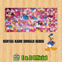 KERTAS KADO DONALD BEBEK / MICKEY MOUSE / MINNIE MOUSE