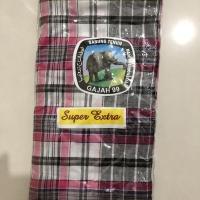 Sarung tenun gajah 99 super extra, TERMURAH