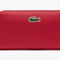 Zipper Wallet / Dompet Wanita Lacoste